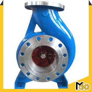 Pompa aspirante centrifuga diesel di conclusione per il prodotto chimico