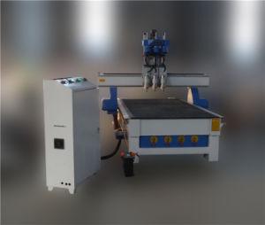 China 1325 Proceso de tres grabado en madera la máquina de Jinan