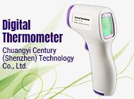 Sem Contato de infravermelhos Termômetro Digital