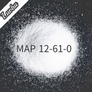 El 99% de Grado de tecnología de la solución completa de grado alimentario Monoammonium Mapa de fosfatos fertilizantes