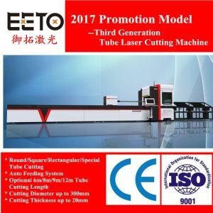 coupeur automatique de laser de fibre de pipe du tube 700/1000W alimentant