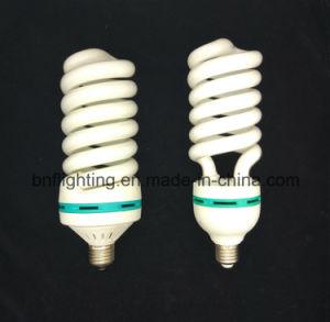 Las bombillas de ahorro de energía en espiral para lámpara CFL