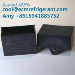De Condensator die van de Plafondventilator Cbb61 250V Condensatoren 3.5UF telegraferen