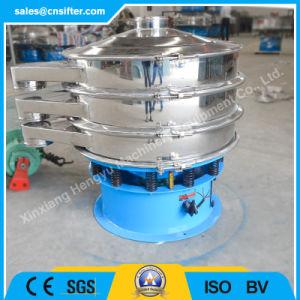 Roestvrij staal 304 de Gepoederde Machine van de Zeef van de Melk Trillende