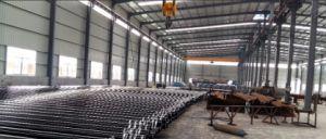 ASTM A106 Gra ERW 강철 관