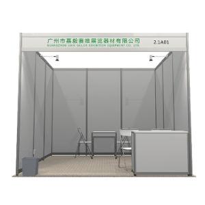 3*3*2,5 M de la norme internationale stand stand d'exposition
