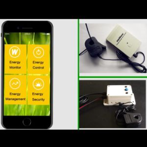 De Meter van de Energie van de Analysator van de Macht van de Monitor van WiFi
