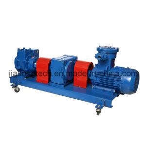 Hohes Fluss-Becken-Dieselübergangsleitschaufel-Pumpe