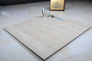 800*800mmの建築材料、十分に磨かれた艶をかけられた磁器の床タイル、大理石のコピーの陶磁器の床タイル
