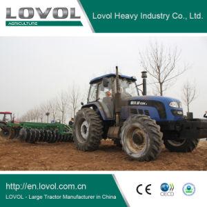 Tracteur de Ferme de Foton Lovol 4WD, 125-165HP, Grand Tracteur, TG1254, TG1454, TG1654 avec du CE et ISO9001