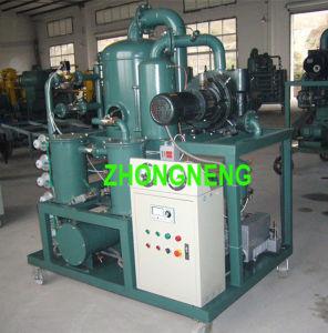 Huile de transformateur de dépression du système de filtration de l'équipement, Zhongneng purificateur d'huile