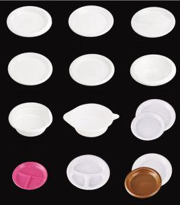 Plaque en plastique souple ronde Partie 6