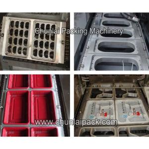 自動皿のシーリングマップの包装機械
