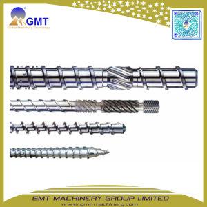 extrusora de fuso simples de alta velocidade para a linha de produção de perfis de plástico