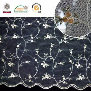 女性のためのDress C10010 2017高品質の刺繍のPloysterのレース