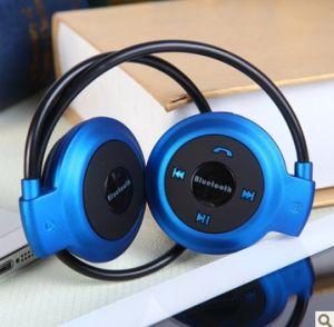 Mini 503 Auriculares inalámbricos auriculares estéreo Bluetooth Auricular de estilo para Cuello Mini503 para el iPhone Samsung Android Teléfono móvil