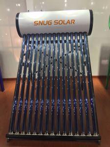 低価格の非圧力カラータイプ太陽ヒーター