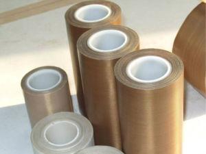 Cinta adhesiva resistente al calor industrial con recubierto de teflón