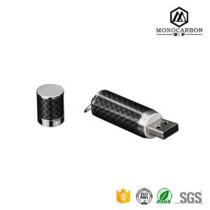 Высокая емкость 32g из углеродного волокна USB флэш-диск, Черный флэш-накопитель USB в USB-накопителей