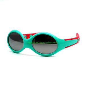 K1255 Encantador lindo bebé de plástico de los niños las gafas de sol bastidor flexible de alta calidad 100% UV cómodas gafas de protección de los niños para los Boys & Girls