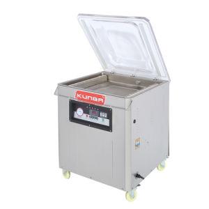 Confezionatrici Sotto Vuoto máquina de embalagem a vácuo para alimentos salsicha de carne Jabon
