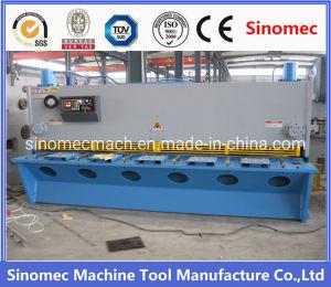 chapa metálica de cisalhamento guilhotina / máquina de corte / hidráulico da máquina de cisalhamento QC11K-4X3200