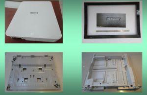 ABS/PP/PC/PA66の椅子の帽子の/Toy/TV /Autoの部品のためのカスタマイズされたプラスチック注入型