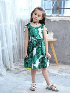 Kids Boutique Robe de filles robes été robe bébé fille