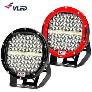 9 polegadas de alta potência do feixe Combo Marcação RoHS condução LED Luz de Trabalho com suporte inferior de caminhão em Trilhas