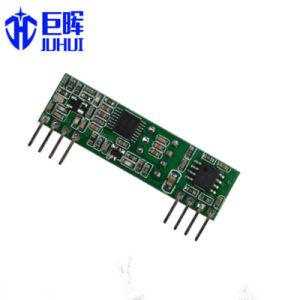 E ndereços/peça porta automática de frequência ajustável Receptor remoto Module