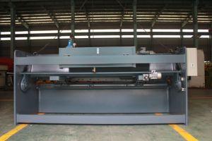 Personnalisé QC-12Y 12X3200 Cisaillement du faisceau hydraulique de rotation de la machine avec d'excellentes performances