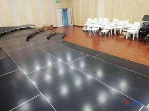 S6 Nouvelle arrivée stade mobile en aluminium pour extérieur / intérieur des événements