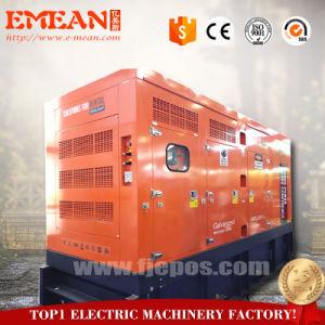 Большая мощность 150 квт 187.5ква электрический переносной Silent дизельного генератора 3 фазы двигателя необходимо установить