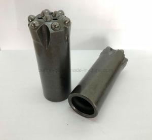 R25 R32 Botão de rosca Bits Bits de perfuração de rochas em carboneto de tungsténio para martelo superior