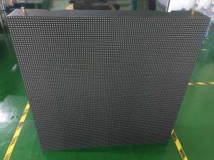 Piscina tipo SMD P6 P8 P10 LED de Serviço Dianteiro Publicidade Tela / Sinal LED