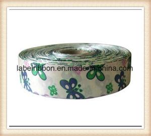 Cor do lado única fita de cetim de poliéster para Dom Embalagem (PSDA--1)