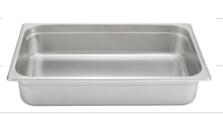 Acciaio inossidabile 1/1 di vaschetta di Gastronorm di anti-blocco di formato