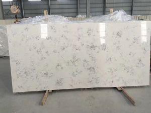 Bancada de pedra de quartzo Cararra Kimria Fabricantes