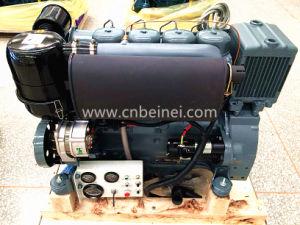 水ポンプおよび発電機のためのディーゼル機関F4l912