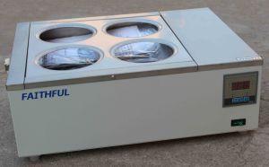 Het Thermostatische Water van het laboratorium - bad met Ce en ISO