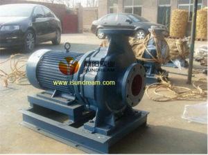 Fin d'aspiration pompe centrifuge, Pipeline de la pompe, pompe en ligne