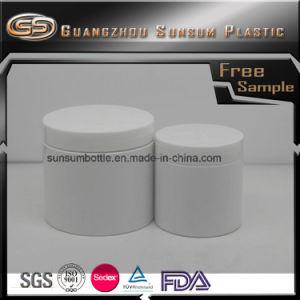 装飾的な包装のための白いスキンケアの使用のクリームの瓶