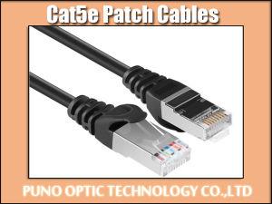 Cat5e de trenzado CAT6 CAT6FTP SFTP Cable UTP Cable de red