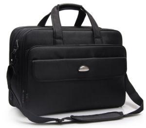 كبيرة قدرة عمل سفر [لبتوب كمبوتر] مفكّرة محفظة حقيبة ([س6602])