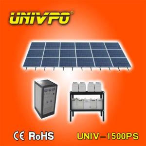 Generator/Solar solare Power Generator 1500W (UNIV-1500PS)
