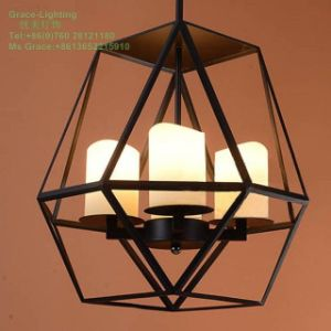 Dekoration-Kerze-hängende Lampe (GD-0301-4)
