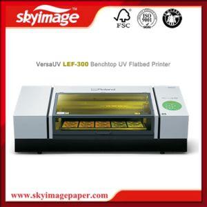 화려한 색깔을%s 가진 세대 Roland 새로운 Lef-300 UV 평상형 트레일러 인쇄 기계