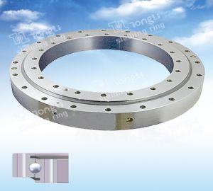 La norme européenne de la série de lumière / Pas de vitesse/ anneaux Single-Roll à roulements à billes/pivotement