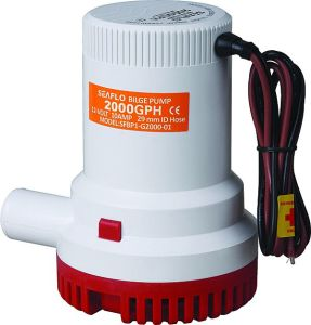 Pompa di sentina di CC - GPH2000 - 12V/24