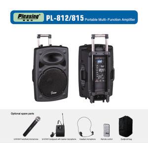PA 스피커 휴대용 전력 증폭기 Powerbox Voicebox PL 812